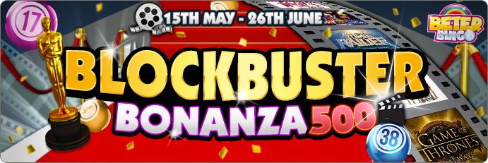 beter bingo blockbuster bonanza 500