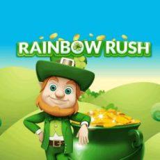 rainbow rush mini games maria bingo