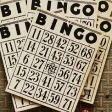 verschillende soorten online bingo