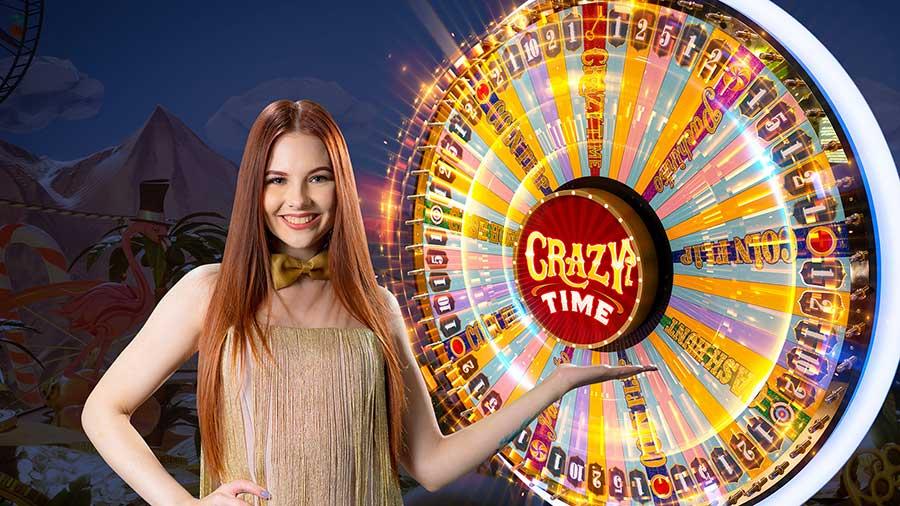 Crazy Time Maria Casino